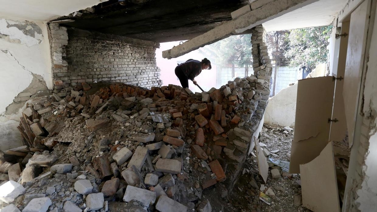 Albania quake exposes scourge of sketchy construction