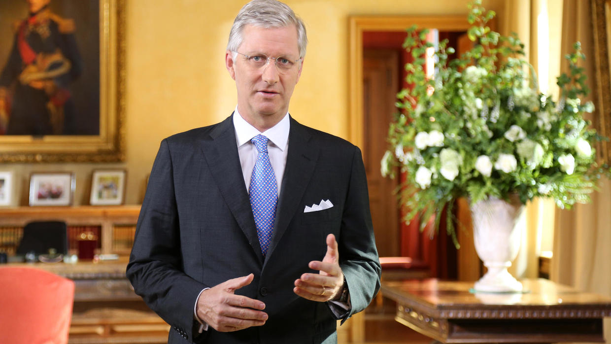 Belgian king calls for government to be formed 'quickly'
